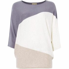 Phase Eight Becca Diagonal Block Knit