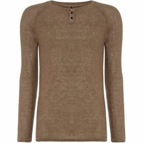 Replay Knitted Linen Sweater