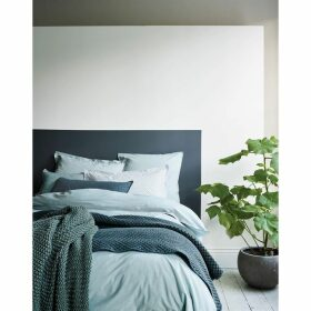 Murmur Chambray Duvet Cover