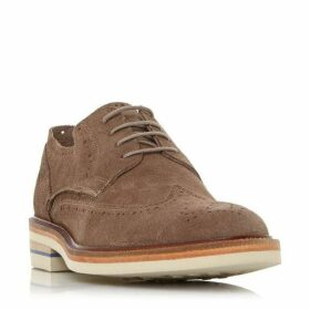 Dune Wrayford Unlined Suede Brogues