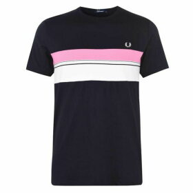 Fred Perry Panel T Shirt
