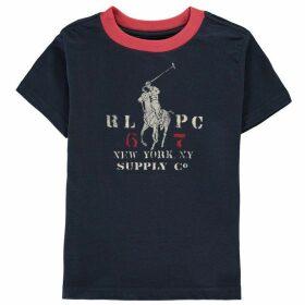Polo Ralph Lauren Ringer Logo T Shirt