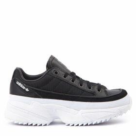 Adidas Originals Kiellor Black & White Cunky Sneakers