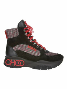 Jimmy Choo Inca/f High-top Snekers