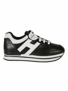 Hogan Interactive H222 Platform Sneakers