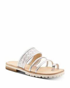 Botkier Women's Maje Clear Slide Sandals
