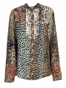 Pierre-Louis Mascia Shirt L/s Animalier