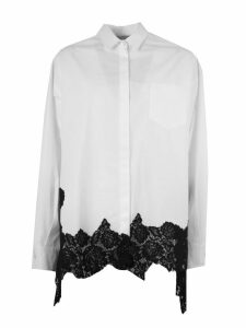 Philosophy di Lorenzo Serafini White Cotton Shirt