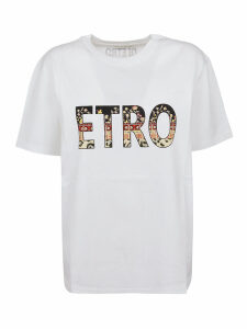 Etro T-shirt Over Jersey