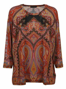 Etro Sweater Worcestershire Jersey