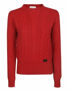 Be Blumarine Knitted Sweater