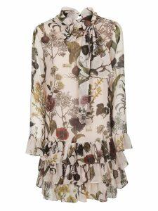 Ermanno Ermanno Scervino Floral Dress