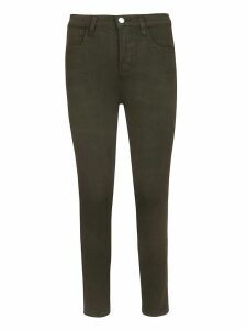 J Brand Fitted Jeans
