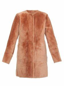 DROMe Reversible Fur Coat