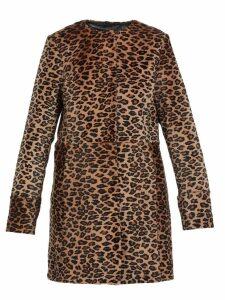 DROMe Animalier Cowhide Coat