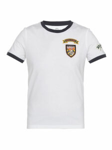 Tory Burch T-shirt With Patch