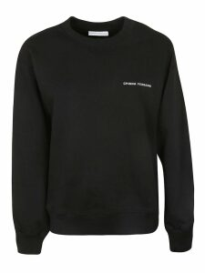 Chiara Ferragni Logo Sweatshirt