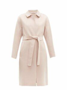 S Max Mara - Doraci Coat - Womens - Light Pink