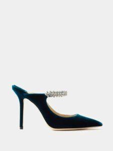 Racil - Carolina Ruched Polka-dot Mini Dress - Womens - Black