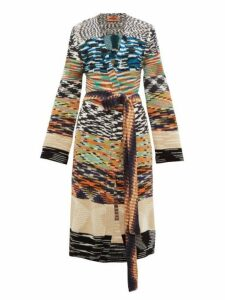 Missoni - Block-stripe Cardigan - Womens - Multi