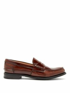 Church's - Pembrey Leather Penny Loafers - Womens - Tan