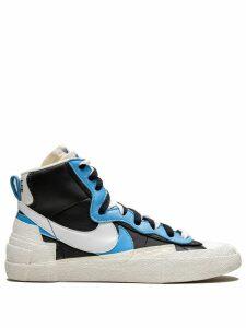 Nike x Sacai Blazer sneakers - Black