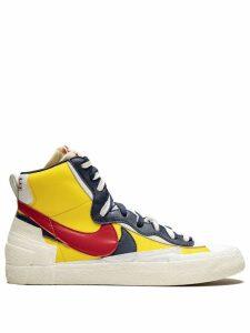 Nike x Nike Blazer Mid hi-top sneakers - Yellow