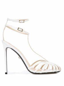 Alevì strappy sandals - White