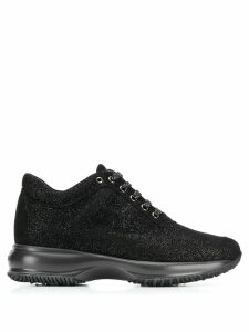 Hogan Interactive Luxury sneakers - Black