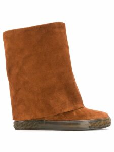 Casadei Calgary boots - Brown
