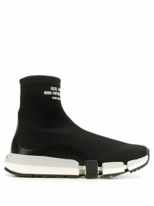 Diesel sock sneakers - Black