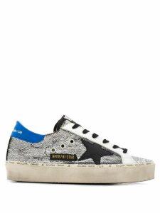 Golden Goose Hi Star sneakers - Silver
