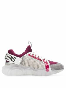 Moschino Teddy Run sneakers - Red