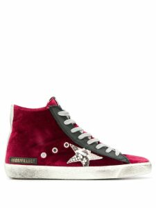 Golden Goose Francy sneakers - Red