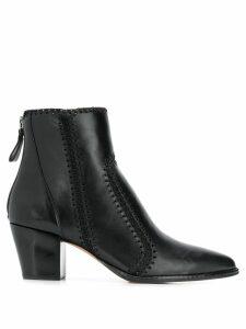 Alexandre Birman ankle boots - Black