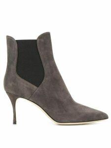 Sergio Rossi Godiva boots - Grey