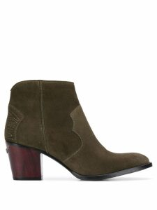 Zadig & Voltaire Molly boots - Green