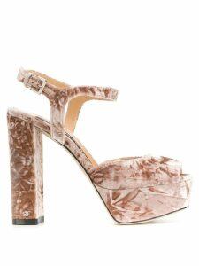 Sergio Rossi Monica sandals - Pink