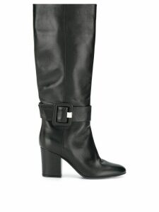 Sergio Rossi Mia knee high boots - Black