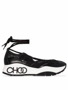 Jimmy Choo Michigan sneakers - Black