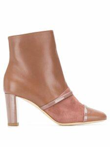 Malone Souliers Dakota boots - NEUTRALS