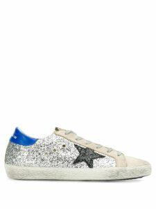 Golden Goose Superstar sneakers - SILVER