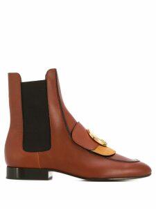 Chloé C Chelsea boots - Brown