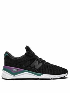 New Balance X-90 low top trainers - Black