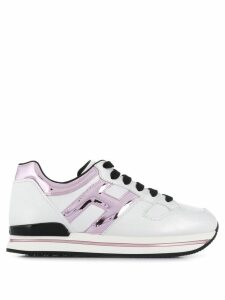 Hogan low-top sneakers - White
