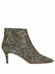 P.A.R.O.S.H. glitter boots - Black
