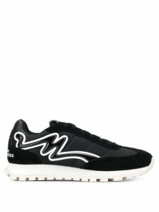 Marc Jacobs The jogger sneakers - Black