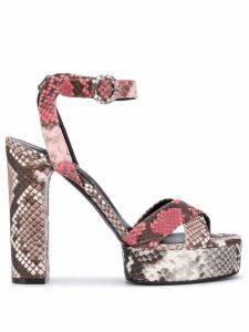 Casadei Zambesi sandals - PINK