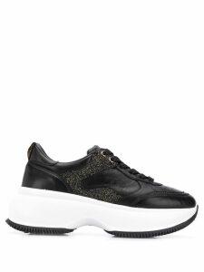 Hogan Maxi Active sneakers - Black