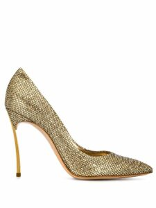 Casadei Riace pumps - GOLD